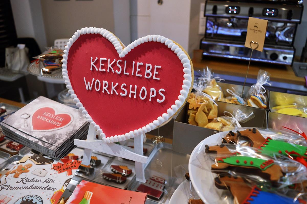 KEKSLIEBE: Eine zuckersüße Liebeserklärung an den Keks