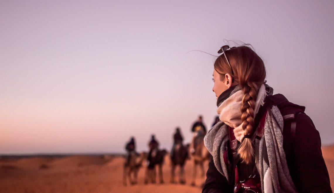 Marokko Part III: Nomaden im Herzen – Was mir Madonna in der Wüste über das Leben lehrte